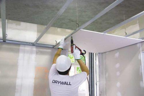 drywall curitiba
