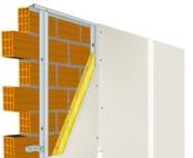 revestimento termico e acustico de parede em drywall