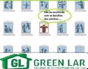 Isolamento acustico de pareede e forro é na Green Lar