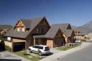 casa com telha shingle