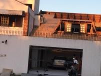 Preço casa steel frame com revestimento americano
