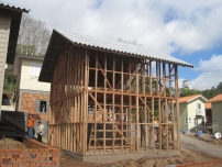 custo construção steel frame